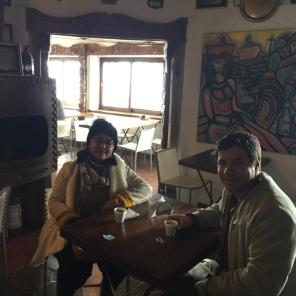 Café Casa Pueblo